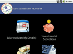 Income Tax Assistant FY2013-14 1.2 Screenshot
