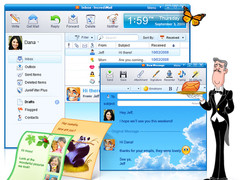 IncrediMail 2 6.01 Screenshot