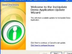 IncUpdate 3.20 Screenshot