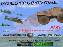 IndestructoTank! 10.0 Screenshot