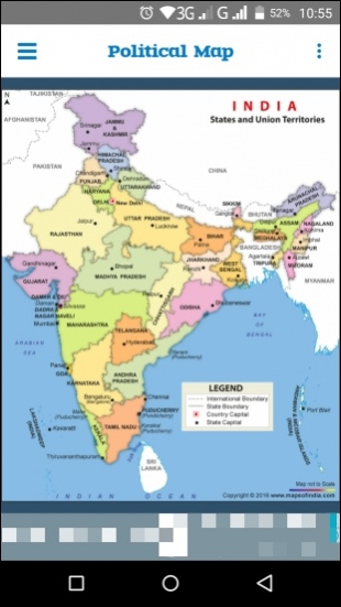 india atlas offers a list of the different states of india whose map you can view on its home screen the names of the indian states are listed in