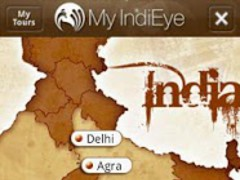 India GPS Video Tours 0.7 Screenshot