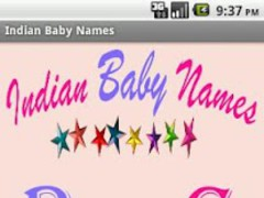 Indian Baby Names All Language 1.2 Screenshot