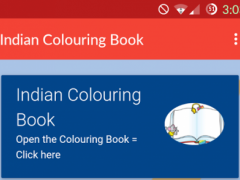 Indian Colouring book for KIDS 0.1 Screenshot