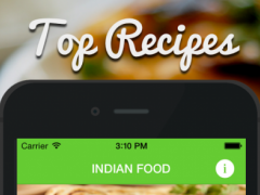 Indian cuisine recipes 1.0 Screenshot