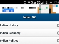 Review Screenshot - A Useful Indian General Knowledge App