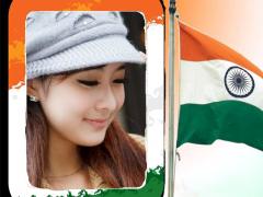 Indian Jashn e Azadi Frames 1.0 Screenshot