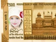 Indian Money Photo Frame New 1.0 Screenshot