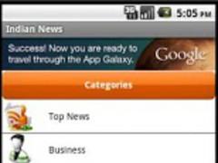 Indian News 1.0.1 Screenshot