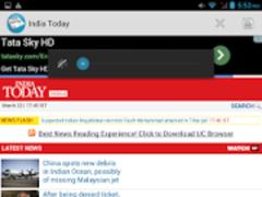 Indian Newspapers & Magazines 2.1 Screenshot
