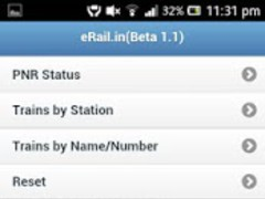 Indian Rail PNR Enquiry & Live 2 0 6 Free Download