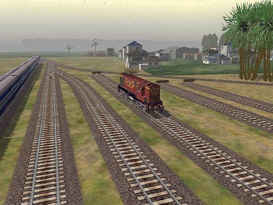 Indian Railways simulator