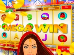 Indian Slot Machine: Guess the rituals and traditions of the Hindu people and win golden treats 2.0 Screenshot