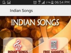 Indian Songs Free 0.0.02 Screenshot