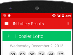 Indiana Lottery Results 4.1 Screenshot