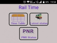 Review Screenshot - Indian Railway Timetable – Simplifying the Process of Finding Indian Railway Timings