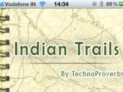 IndianTrails Lite 1.0 Screenshot