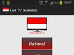 Indonesia Live Tv Free  Screenshot