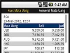 Indonesian Bank Rate New 1.0 Screenshot