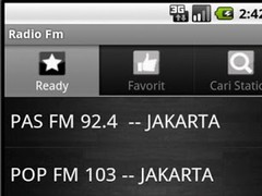 Indoradio Fm 1.0 Screenshot