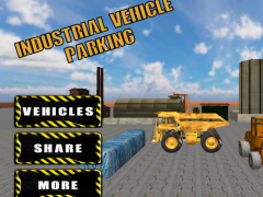 Industrial Vehicle Parking 1.1 Screenshot