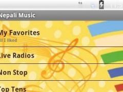 iNepali Music HD 2.6 Screenshot