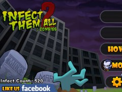 Infect Them All 2 : Zombies 1.3 Screenshot