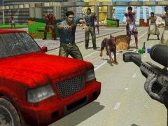 Infected Modern City the Zombie Frontier 1.0 Screenshot