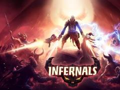 Infernals - Heroes of Hell 0.5.3 Screenshot