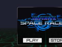Infinite Space Racer 1.0 Screenshot