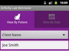 Infinity Lab Retriever 1.0.1 Screenshot