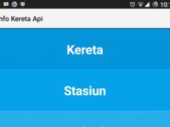 Info Jadwal Kereta Api 3.0.2 Screenshot