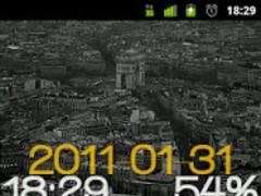 Info Wallpaper Lite 1.06 Screenshot