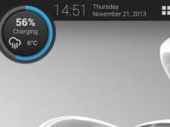 Infobar - Zooper Widget 1.0 Screenshot