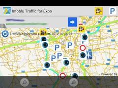 Infoblu Traffic for Expo 1.5.2 Screenshot