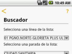 Infobus Sevilla 1.2 Screenshot