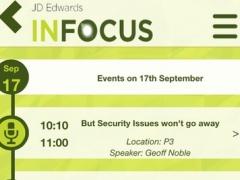 Infocus 2015 2.0 Screenshot