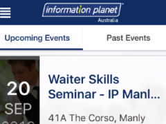 Information Planet Australia 1.73.224.634 Screenshot