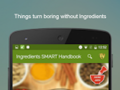 Ingredients & Nutrition Dictionary 1.3 Screenshot