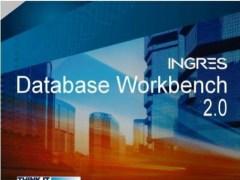 Ingres Database Workbench  Screenshot