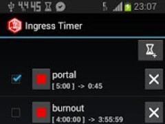 Ingress Timer 1.3 Screenshot