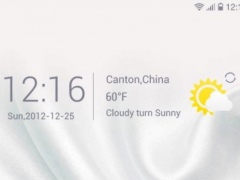 Inner Beauty Go Launcher Theme 1.0 Screenshot