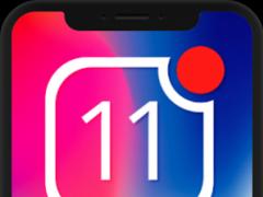 iNoty 11 – Control Panel Phone X 2.6.8 Screenshot