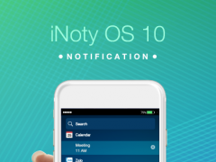 iNoty - iNotify OS 10 1 5 Free Download
