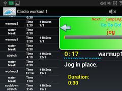 Insane Workout Trainer 1.24 Screenshot