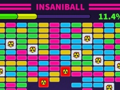 Insaniball - The hardest brick breaker ever made 1.0.4 Screenshot