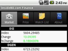 InsideBD Finance 1.6.0 Screenshot