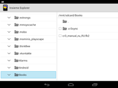 Insieme Explorer 1.3.5 Screenshot