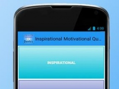 Inspiration Motivation Quotes 1.0 Screenshot