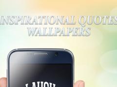 Inspirational Quotes Wallpaper 1.0 Screenshot